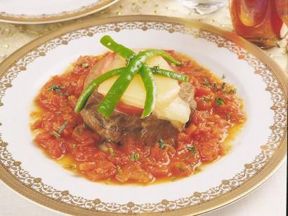 Kaşarlı biftek tarifi