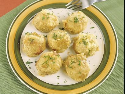 Pratik patates köftesi