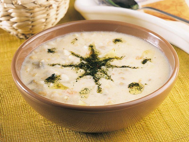 Kırşehir usulü yoğurt çorbası tarifi